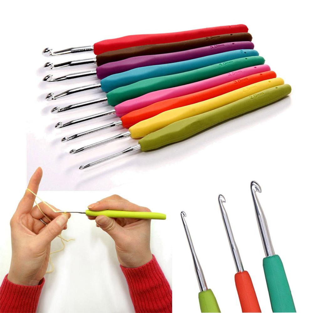 Ручка для крючка для вязания